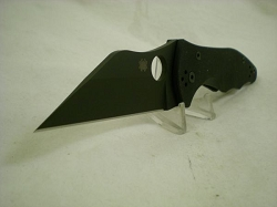 Spyderco Yojimbo 2 Folder, CPM S30V, Blacked Out