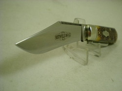 GEC Northfield UN-X-LD #861219 Oil Field Jack, Autumn Gold Jigged Bone