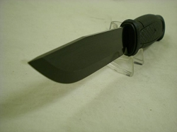Morakniv Garberg, Black Carbon Steel, Full Tang Construction