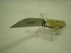GEC Northfield #620220 Easy Pocket Congress, Goldenrod Camel Bone